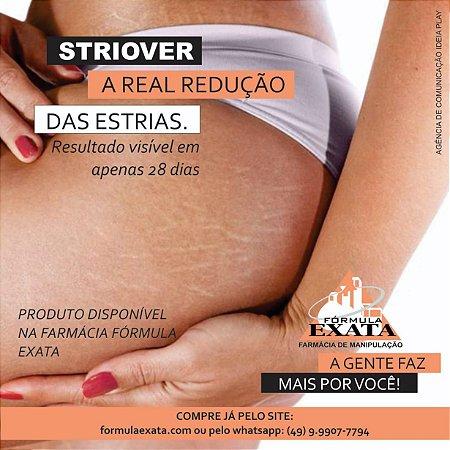 STRIOVER CREME PARA ESTRIAS 100g