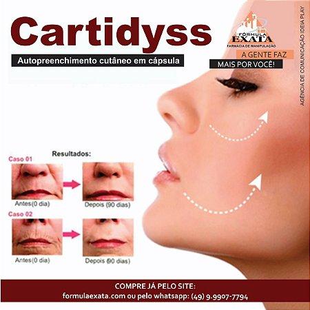 CARTIDYSS 200mg  30 cápsulas