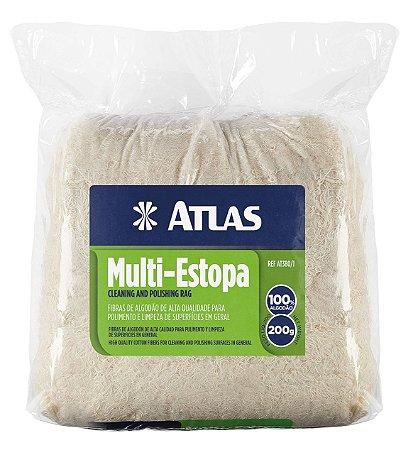 Estopa Multi Algodao 200G - Atlas