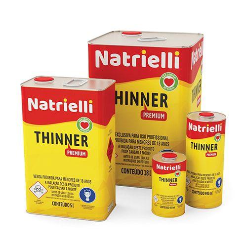 Thinner 8116 450Ml - Natrielli