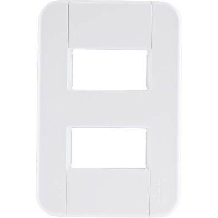Placa 2P 4X2 Tablet Br - Tramontina