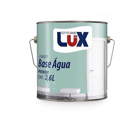 Esmalte Base Agua 3,6L - Lux