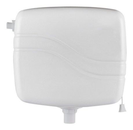Caixa Desc Plast 6L Branca - Granplast