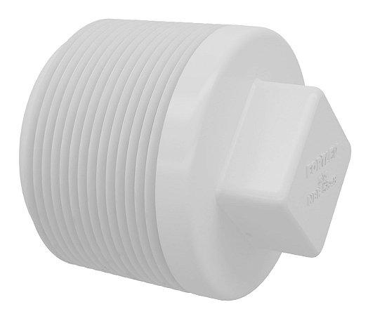 Plug Roscavel 3/4 - Fortlev