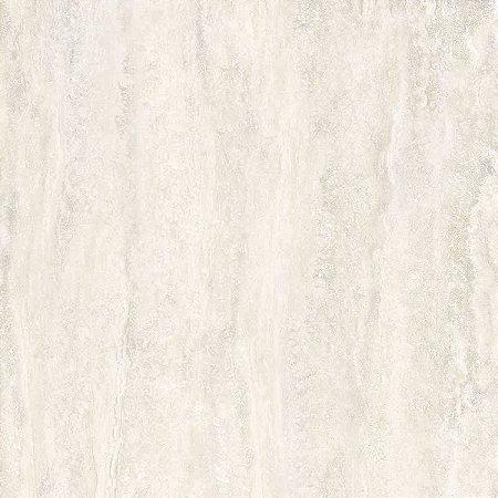 Piso Travertino Roma Branco 60X60 Tipo A Cx C/ 2,20 M2 - Pointer
