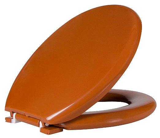 Assento Sanitario Almofadado Caramelo 1 - Astra