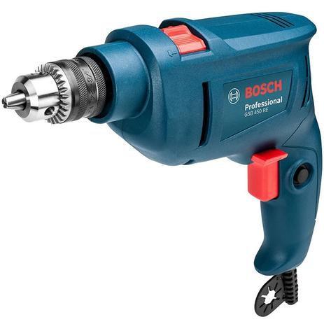 Furadeira Impacto 3/8 Gsb 450 Re 127V- Bosch