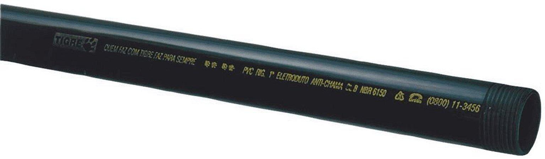 Tubo Eletroduto Roscavel Antichama 2 - Tigre