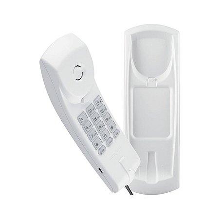 Telefone Com Fio TC20 Cinza Ártico - Intelbras