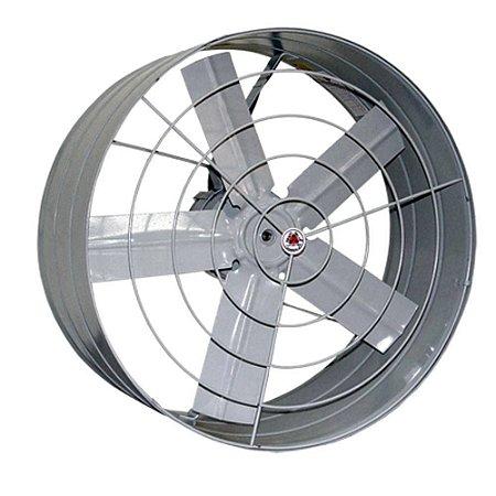Exaustor Industrial 50Cm 127V Cinza Axial - Venti Delta