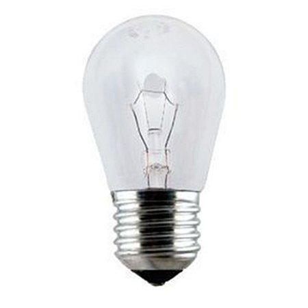 Lâmpada Incandescente Fogão e Geladeira E27 40W 127V - Taschibra