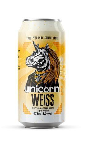 Unicorn Weiss 473ml