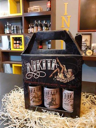 Kit Antuerpia Nikita RIS - Cherry, Vanilla e Hazelnut