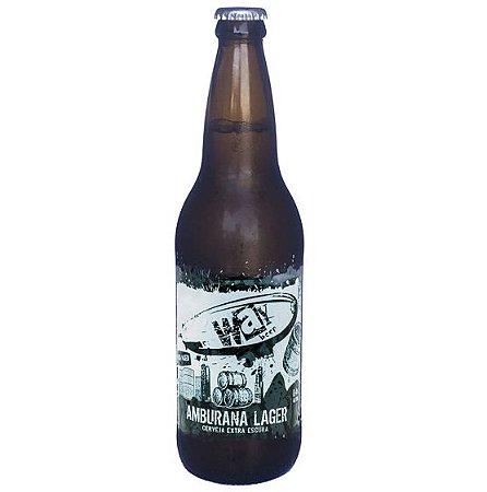Way Beer Amburana Lager 355ml