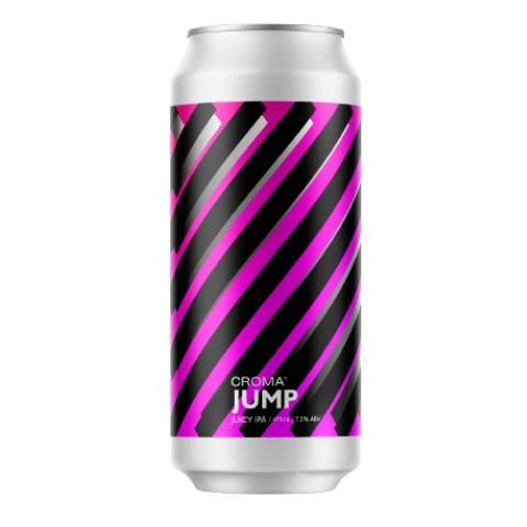 Croma Jump Juicy IPA Lata 473ml