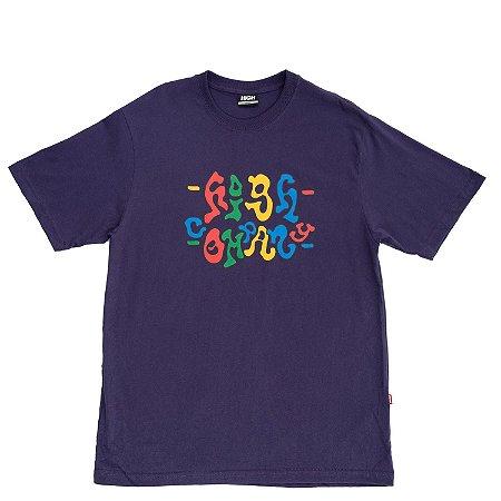Camiseta HIGH Company Gang roxo
