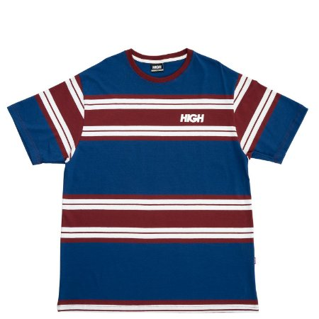 Camiseta HIGH Company Kidz OG marinho/vinho