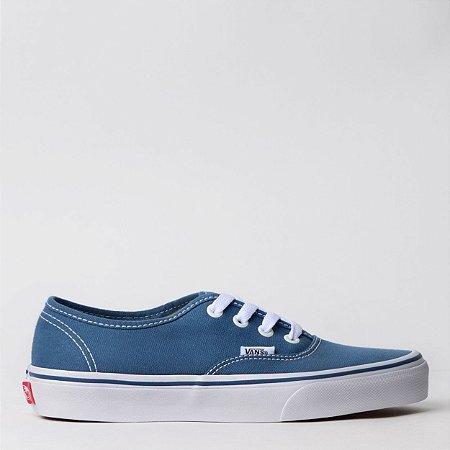 Tenis VANS Authentic azul/branco