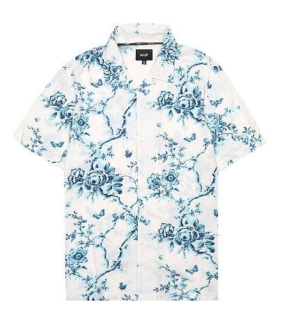 Camisa HUF HIghline branco