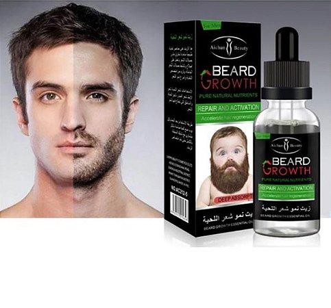 Óleo para crescer barba Beard Growth