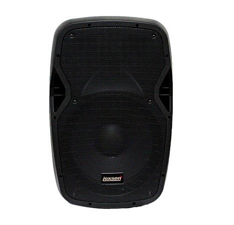 """Caixa de Som 15"""" com 220W, MP3 e Bluetooth LSX15A - Lexsen"""