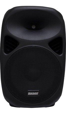 """Caixa de Som 15"""" 190W RMS - LPS-15A MP3 - Lexsen"""