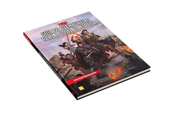 Dungeons & Dragons - Guia do Aventureiro para a Costa da Espada