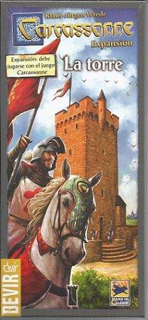 Carcassonne - A Torre 2ª Edição