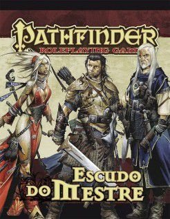 Pathfinder: Escudo do Mestre