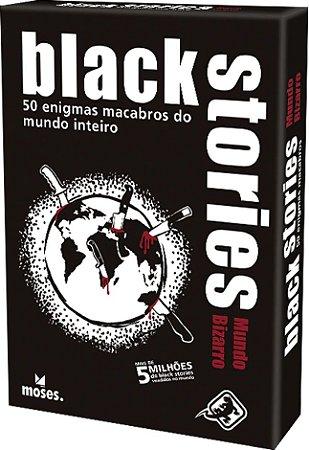 Black Stories - Mundo Bizarro