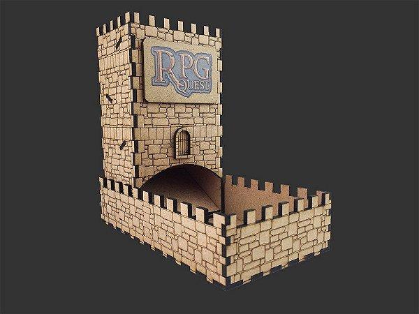 Torre de Dados Premium (RPG Quest)