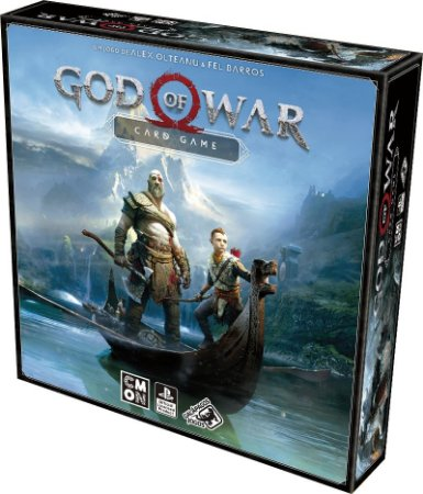 God of War - Card Game