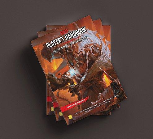 Dungeons & Dragons - Player's Handbook (PT-BR)