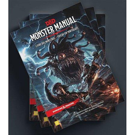 Dungeons & Dragons - Monster Manual (PT-BR)