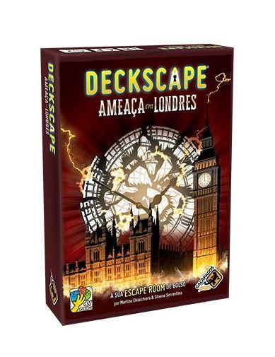 Deckscape 2 - Ameaça em Londres