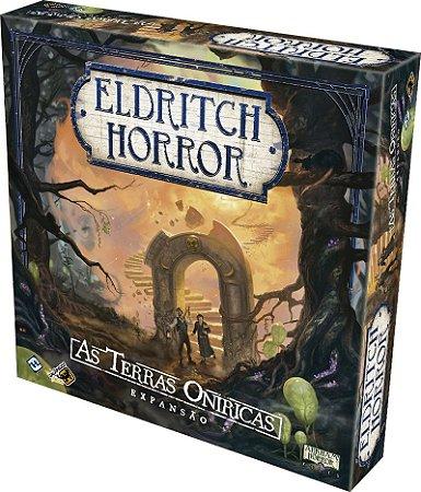 Eldritch Horror: Terras Oníricas (Expansão)