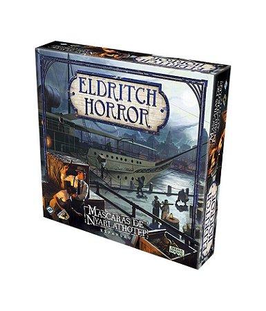 Eldritch Horror: Máscaras de Nyarlathotep (Expansão)