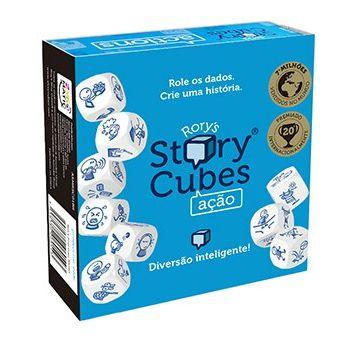 Rory's Story Cubes - Ação