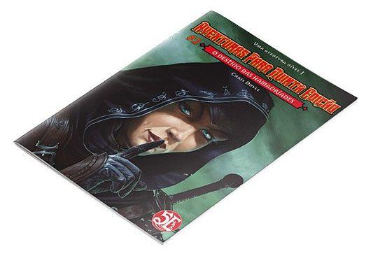 Dungeons & Dragons - Aventuras para a Quinta Edição 02: O Destino das Hamadríades