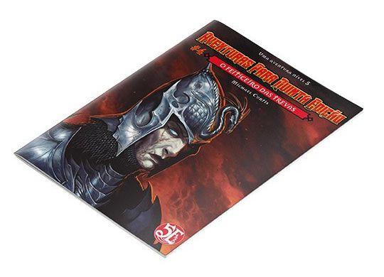 Dungeons & Dragons - Aventuras para a Quinta Edição 04: O Feiticeiro das Trevas