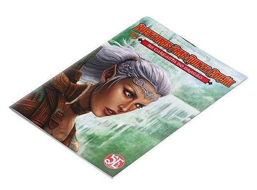 Dungeons & Dragons - Aventuras para a Quinta Edição 05: Na Garganta do Dragão