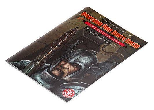 Dungeons & Dragons - Aventuras para a Quinta Edição 07: Encontros Fantásticos