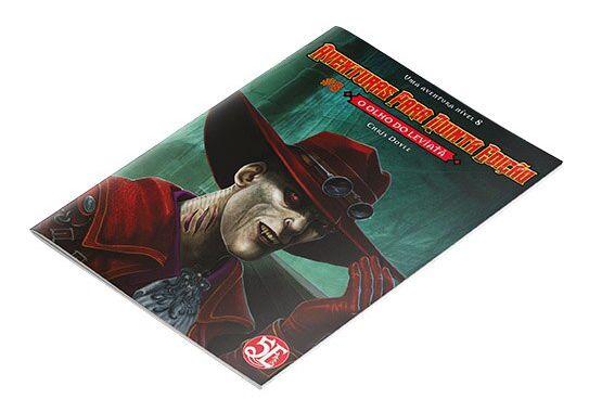 Dungeons & Dragons - Aventuras para a Quinta Edição 08: O Olho do Leviatã