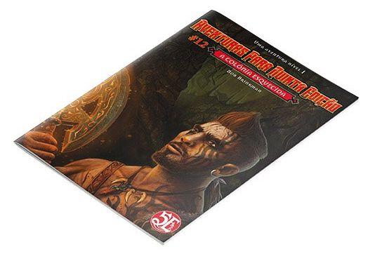Dungeons & Dragons - Aventuras para a Quinta Edição 12: A Colônia Perdida