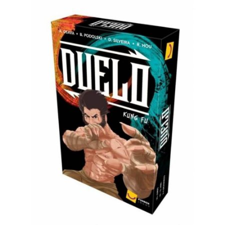 Duelo: Kung Fu