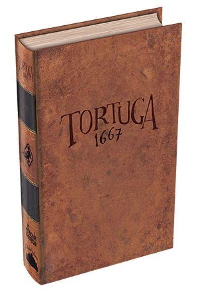 Cidades Sombrias 1 - Tortuga 1667