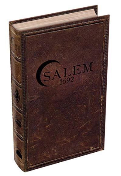 Cidades Sombrias 2 - Salem 1692