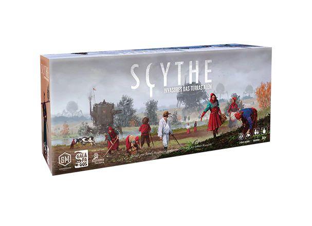 Scythe - Invasores das Terras Além