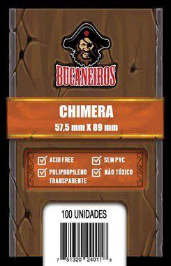 Sleeves Chimera 57,5 x 89 mm (Bucaneiros)