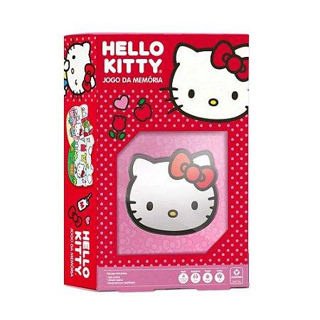 Jogo da Memória - Hello Kitty